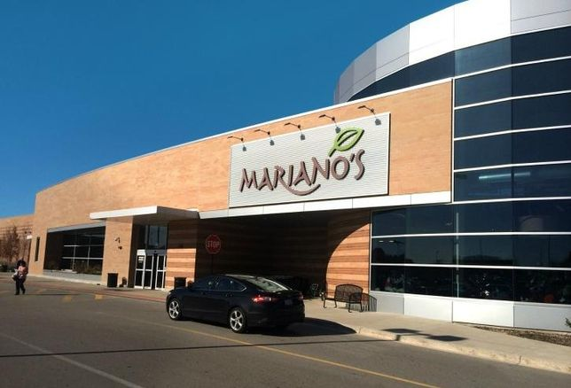 This Mariano's Fresh Market at 678 N York Rd in Elmhurst was sold by Inland Private Capital for $25M.