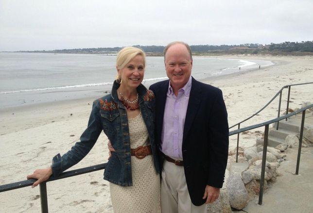 Bill Sengelmann and Pam
