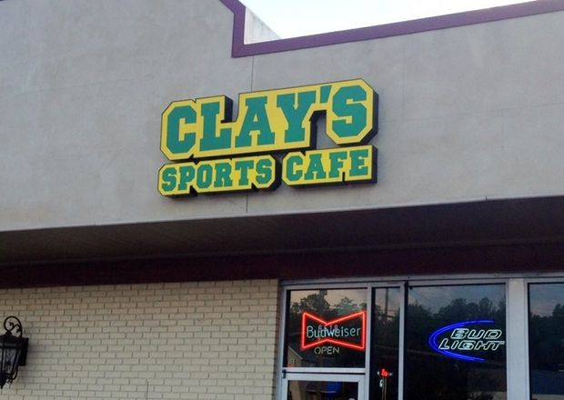 Clay's Sports Cafe Sandy Springs