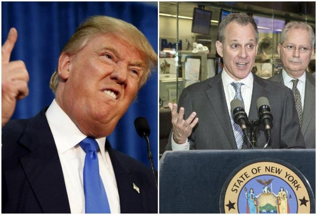 NY Attorney General: Trump University 'Just A Scam'