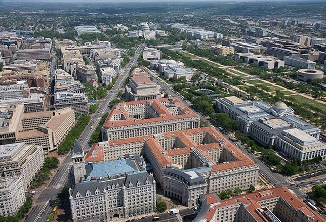 Changes Could Be Afoot On Pennsylvania Ave Once The FBI Moves Out