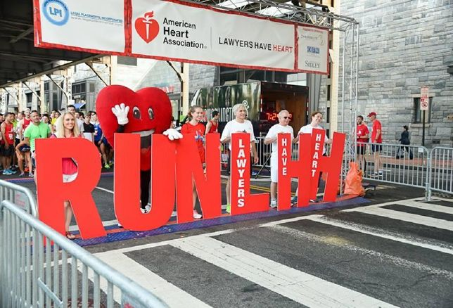 Three Reasons You Should Sign Up For Lawyers Have Heart 2016