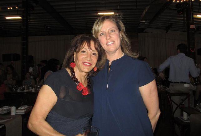 Chef Nora Bouillon and EDENS CEO Jodie McLean