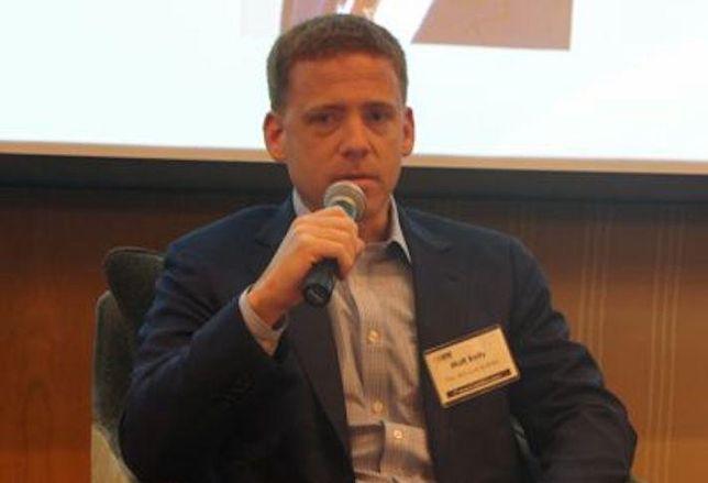 Matt Kelly JBG speaks at 2012 Bisnow Event