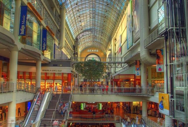 Mall Operators Hope That Technology Will Give Them The Edge With Consumers