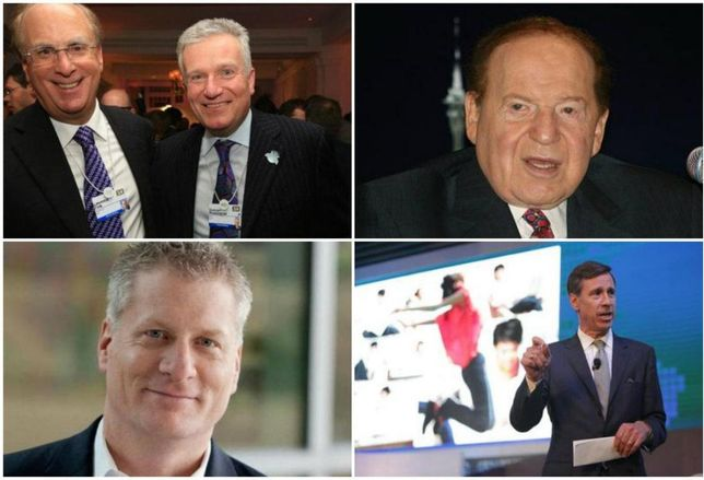 Fortune 500 Part 1: Here Are The Top 13 Industry Entrants