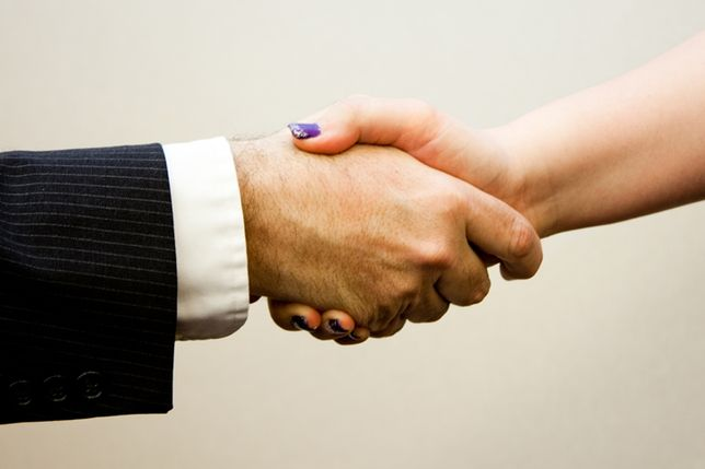 handshake flazingo photos