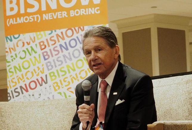 Chip Akridge Bisnow State of the Market CEO