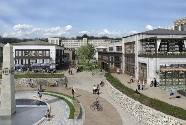 Halcyon RocaPoint Development