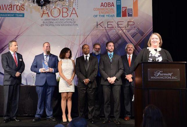 Toby Awards Grand Winner First Potomac Realty Trust Atlantic Corporate Park Allison Fredericks
