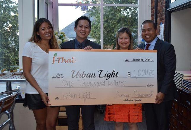 iThai Helps Urban Light!