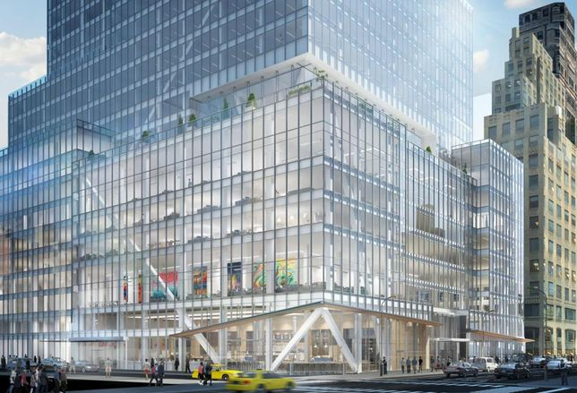 Cushman & Wakefield Moving To 390 Madison Ave?