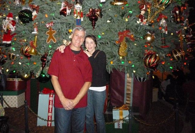 Brian Heagler and Wife Senior Vice President & Senior Banker Key Bank Healthcare Real Estate