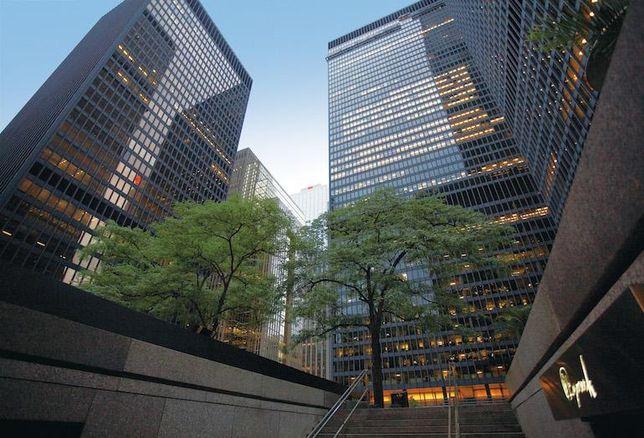Toronto-Dominion Centre in downtown Toronto