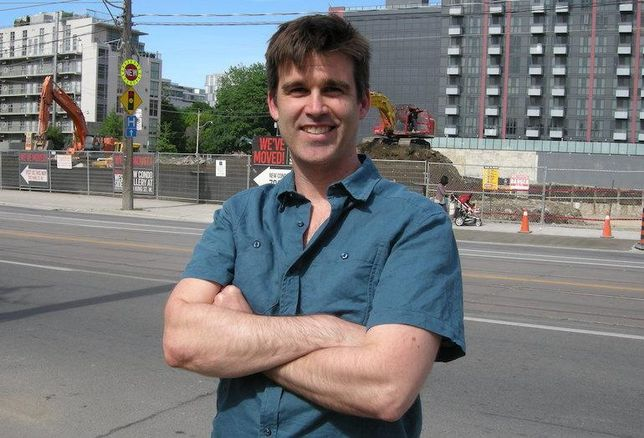 Wells Baker, Minto's conservation and sustainable design director