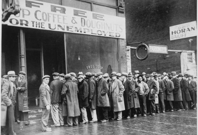Deja Vu: Are We Back In A 1930s Economy?