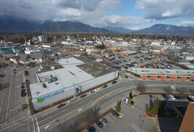 Salish Plaza in Chilliwack, BC