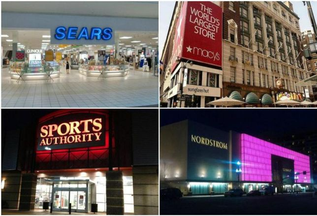 5 Retailers On The Ropes