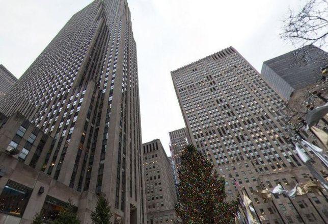Merrill Lynch just tok 125k SF at Rockefeller Plaza.