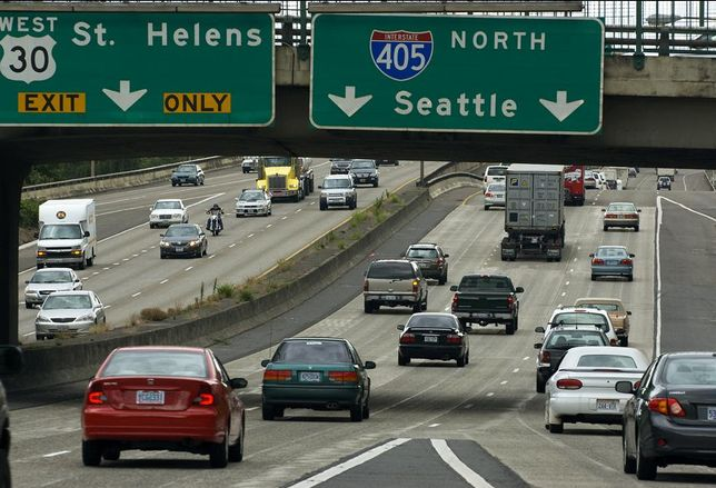 Mayor Mulls Downtown Seattle Tolling System