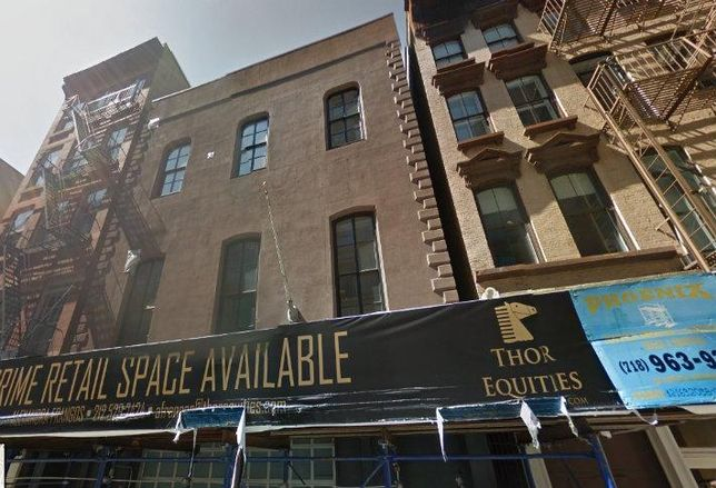 Thor sold 155 Mercer St to ABS for $90M.