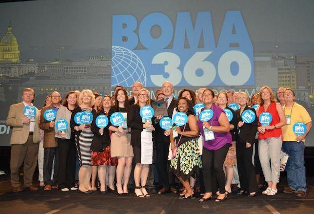 BOMA 360 Designees
