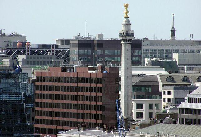 Monument Building, London