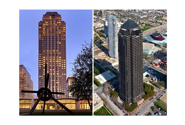 Stream Realty Partners (Stream), a full-service national real estate investment, development and services company, recently completed eight lease transactions at Trammell Crow Center, a Class AA office tower located in Dallas' Arts District at 2001 Ross Avenue.