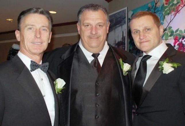 Gary Labarbera, Peter Ward, Rob Speyer