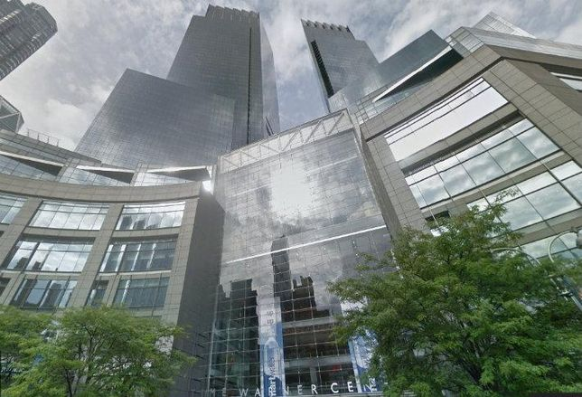 Time Warner Cable is leaving Time Warner Center.