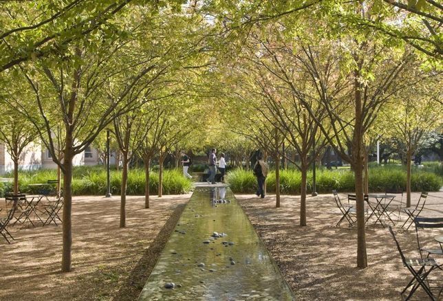 BROCHSTEIN PAVILION At Rice University