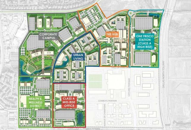 "NewcrestImage is launching an ambitious and innovative 4-brand, 600-room ""lifestyle hotel campus"" at Frisco Station, a 242-acre, mixed-use development located in the northwest quadrant of the Dallas North Tollway and Warren Parkway in Frisco"