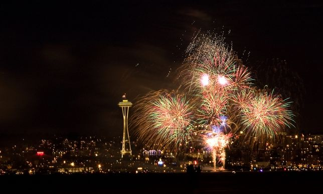 Seattle Top For Fourth Of July Celebrations