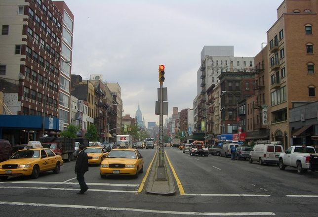 Bowery: From Grit To Glamour?