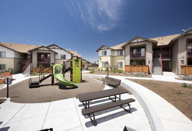Camphora Apartments