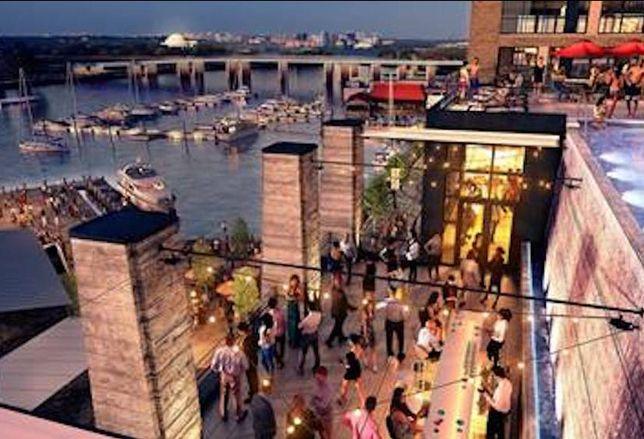 The Wharf La Vie