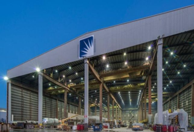 A Spitzer Industries facility in Houston