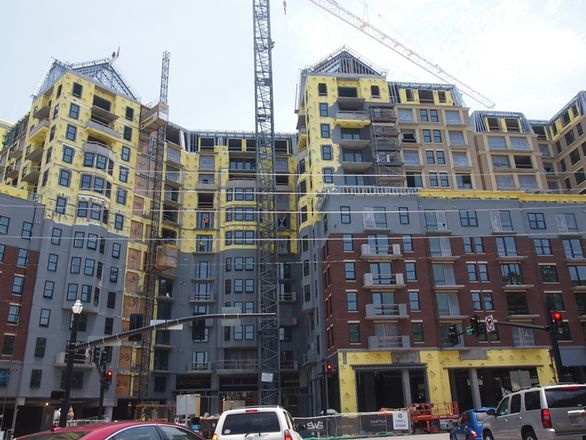 Record Year For Building Permits In Nashville
