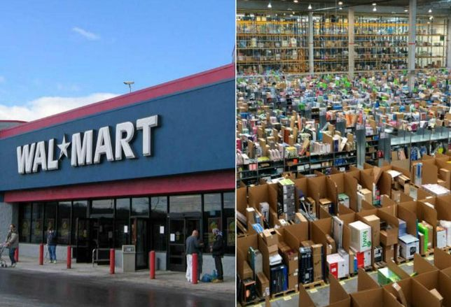 Walmart Taking On Amazon's Prime Day With Free Shipping