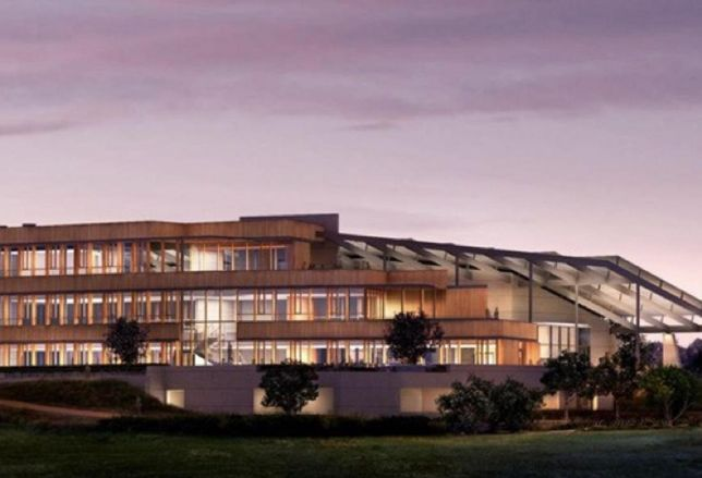 Designed by ZGF Architects, the J. Craig Venter Institute that graces the bluffs of La Jolla was among the San Diego Archtiectural Foundation 2015 Orchids.