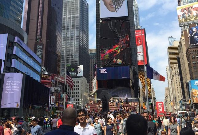 Inside Times Square's Next Transformation