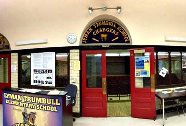 A look inside Trumbull Elementary School in Chicago