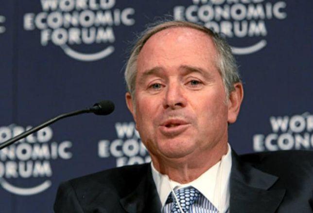 Blackstone CEO StephenSchwarzman