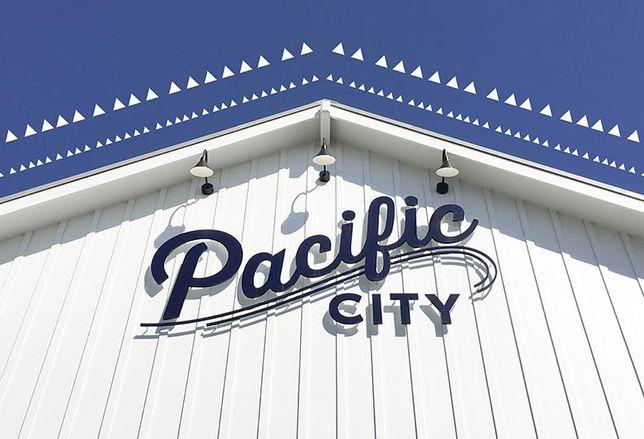 Pacific City in Huntington Beach, CA