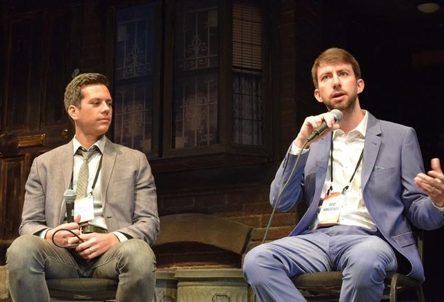 PODCAST: Bisnow's 'Let's Have A Drink' NYC Episode 3: Brad Hargreaves