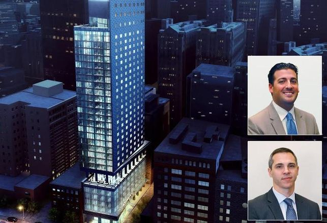 Hidrock Properties, Pictured: Eddie J. Hidary (Top) Joseph Ginex (Bottom)