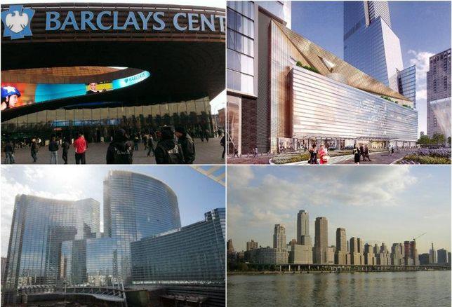 Urban Development Collage