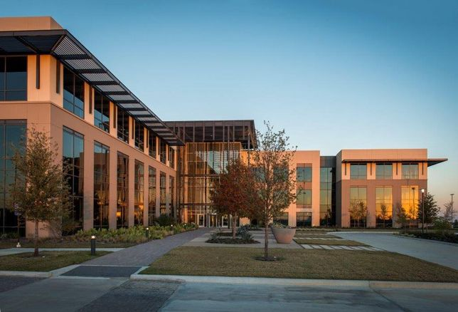 Hillwood leased three new tenants at Hillwood Commons I, the office space at Alliance Town Center.
