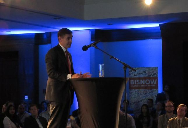 Sean Burton, CityView CEO