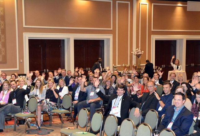 Why Almost 1,500 People Came To Bisnow Events Yesterday